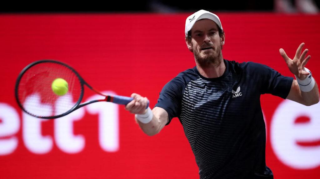 Andy Murray defenderá la medalla de oro en Tokio 2021