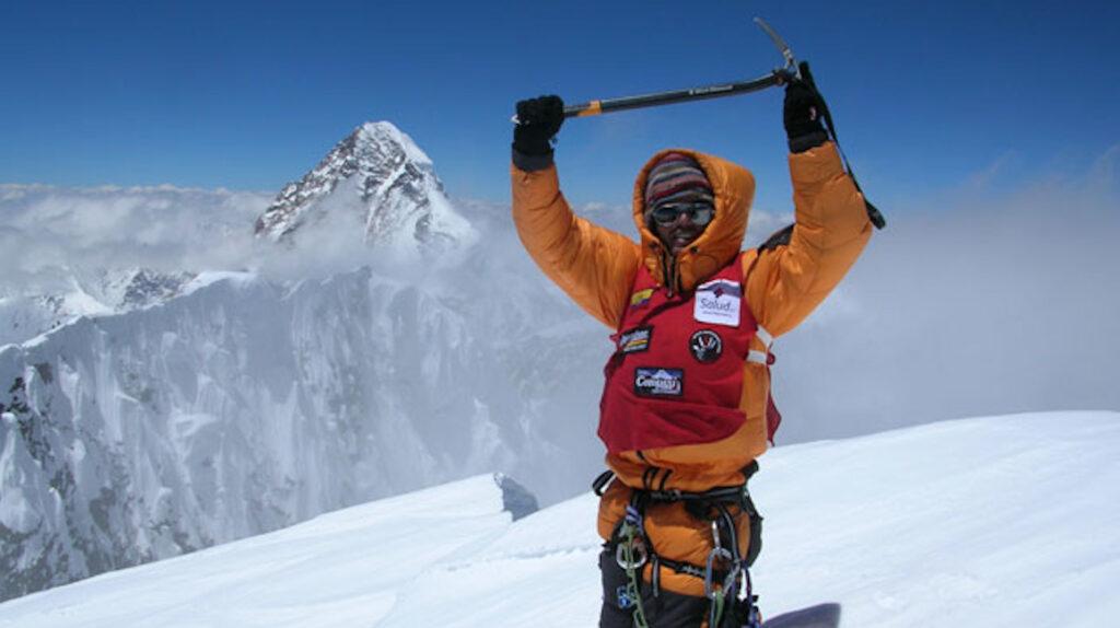 Santiago Quintero subirá cinco cumbres de más de 7.000 metros de altura