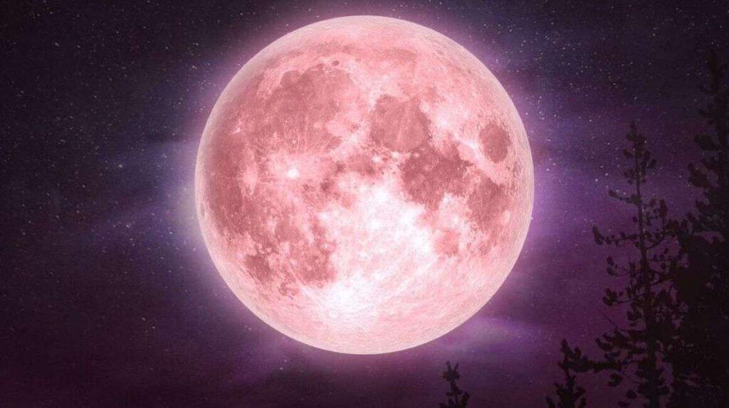 La 'Luna de fresa' se podrá observar en Ecuador el jueves 24 de junio