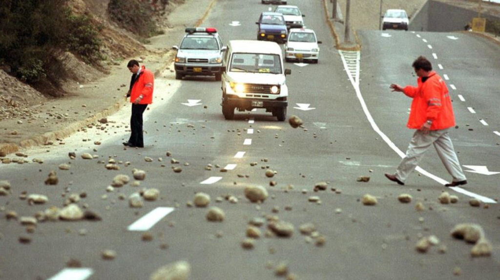 Sismo de 6,0 sacudió a Perú sin dejar víctimas ni daños materiales