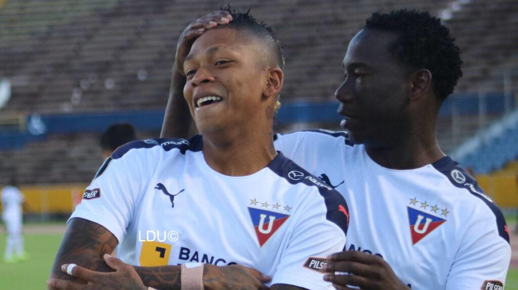 Liga de Quito, finalista de la Supercopa con Billy Arce como figura