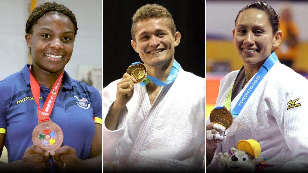 Tres judocas ecuatorianos aseguraron su cupo a los Juegos de Tokio 2021