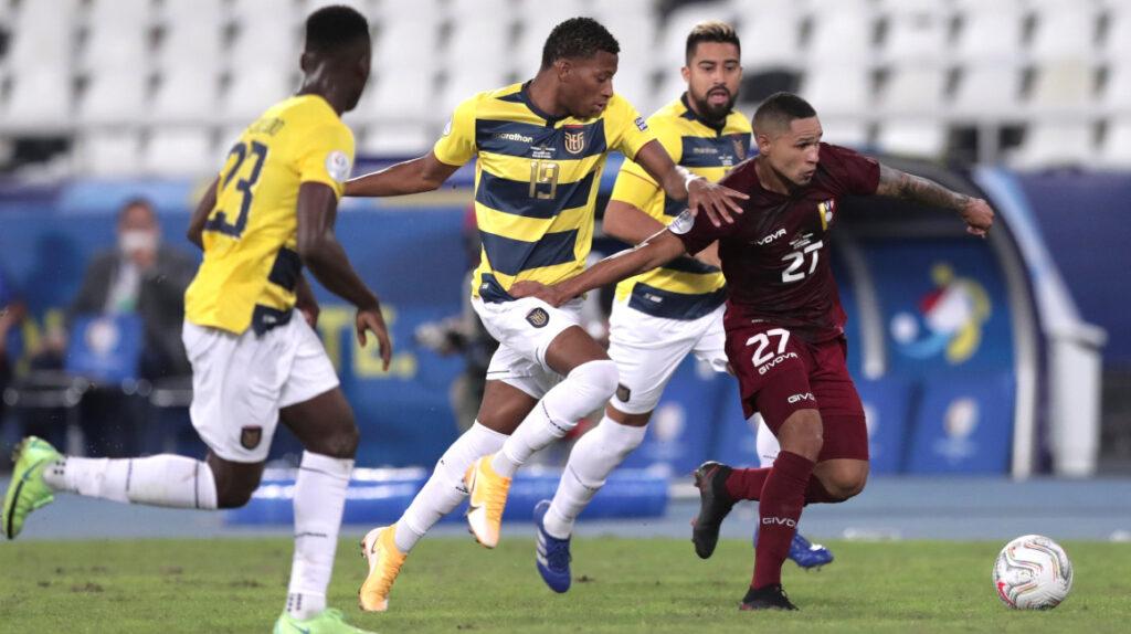 ¿Qué necesita Ecuador para clasificar a octavos de final de la Copa América?