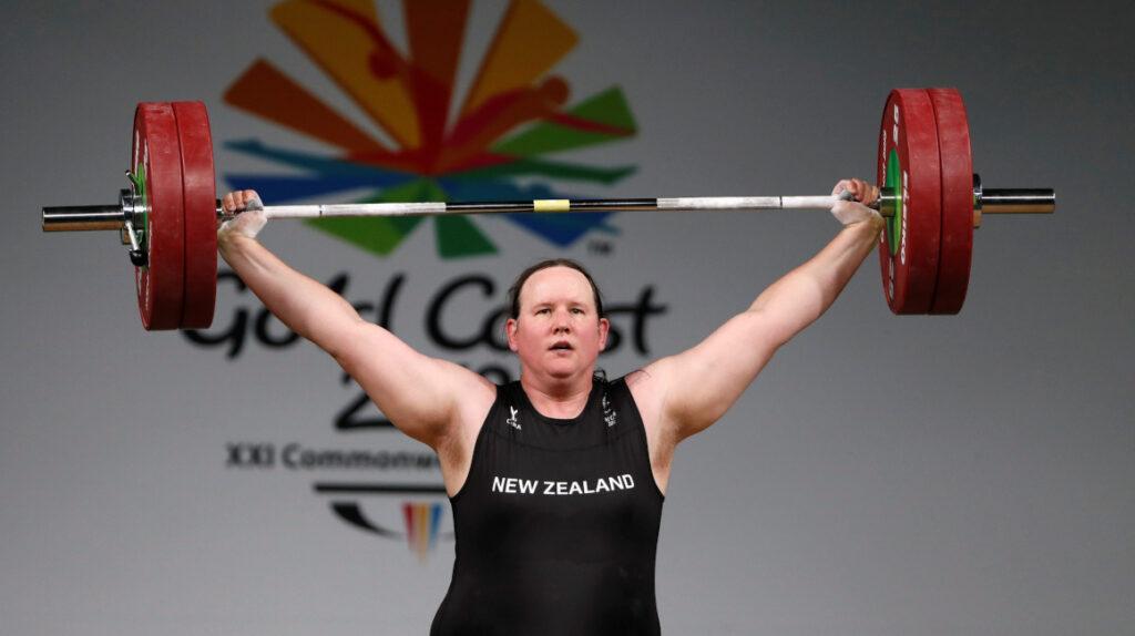Laurel Hubbard, la primera atleta transgénero en los Juegos Olímpicos