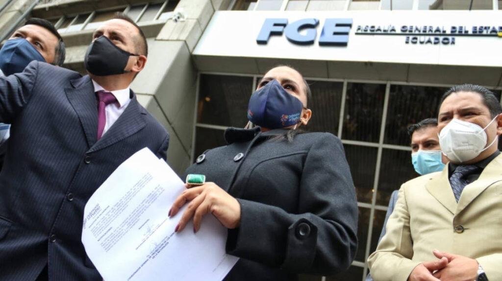 Defensora del Pueblo subrogante pide investigar a Freddy Carrión