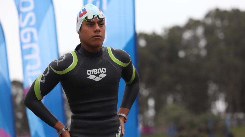 El nadador David Farinango se clasifica a los Juegos de Tokio 2020