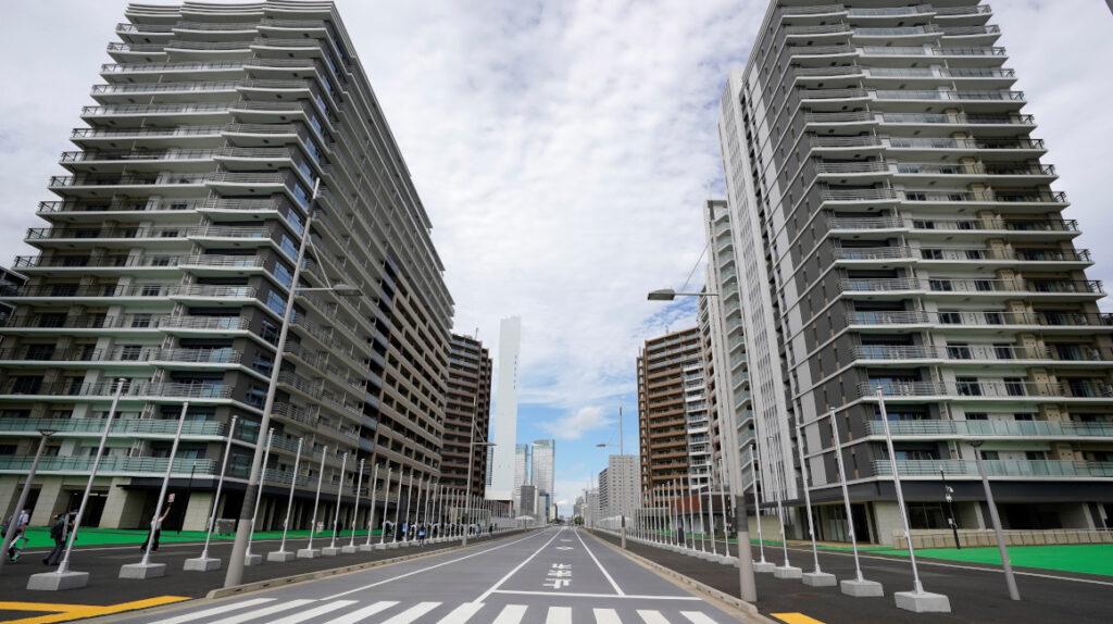 Así será la Villa Olímpica de Tokio 2020, adaptada para evitar contagios