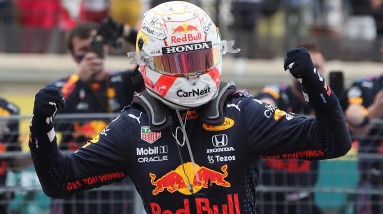 Max Verstappen Francia