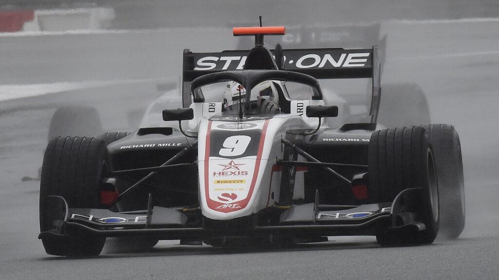 JM Correa partirá en el puesto 24 del GP de Austria de la Fórmula 3