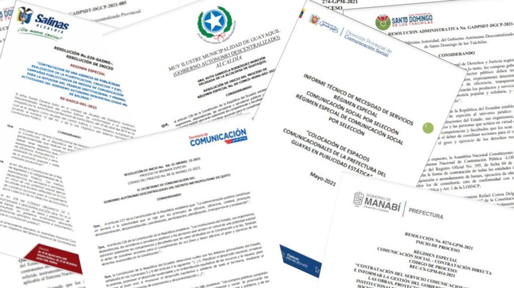 Los gobiernos locales lideran en el gasto en comunicación