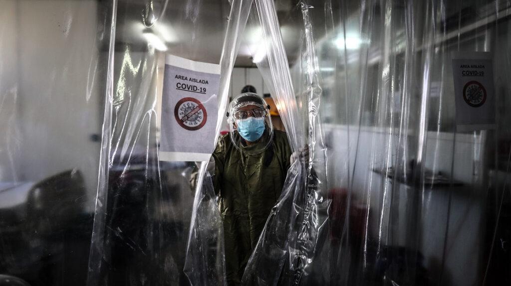Argentina confirma un caso de la rara infección conocida como 'hongo negro'