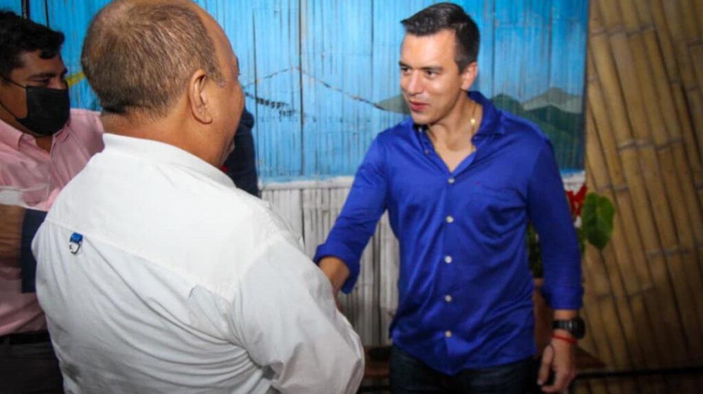 La renovación política de los Noboa Azín comienza en Santa Elena