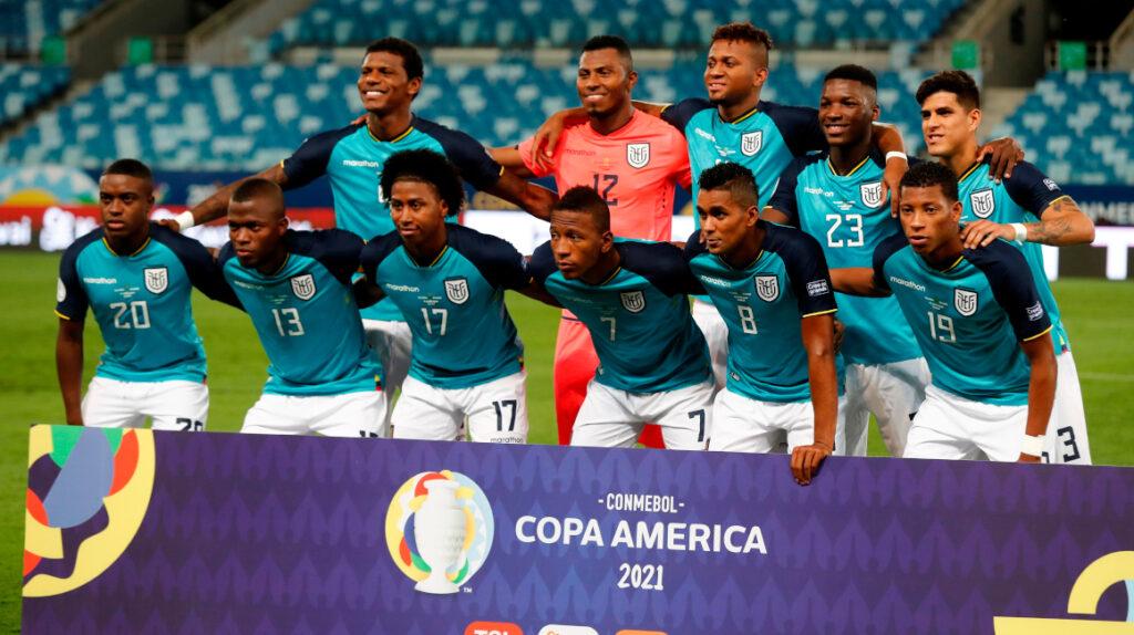 Ecuador busca su primera victoria en la Copa América ante Venezuela