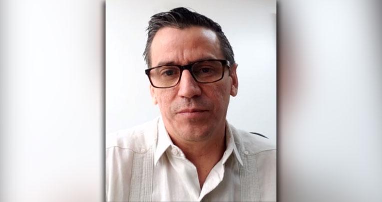 Gonzalo Díaz, procurador judicial de la casa de valores Valpacífico
