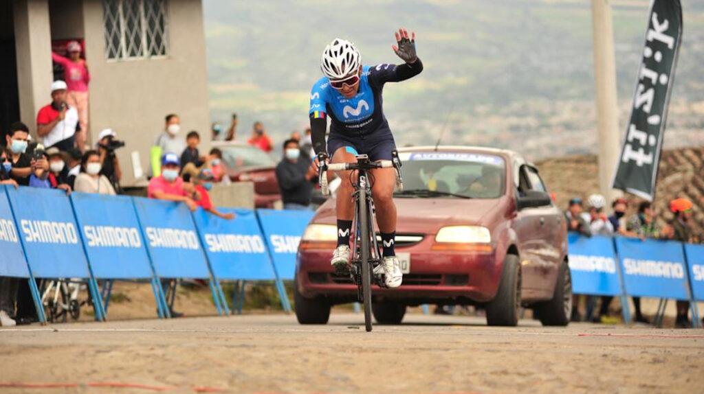 Miryam Núñez gana a día seguido y es la nueva campeona nacional de ruta