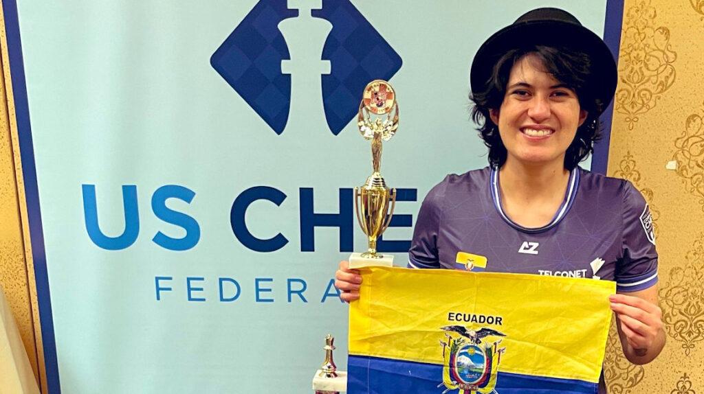 Carla Heredia, campeona del US Women's Open en Las Vegas