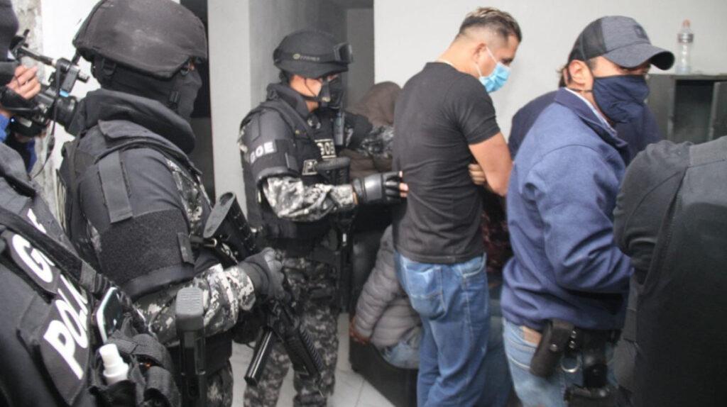 Una menor ecuatoriana rescatada en operativo contra la trata de personas