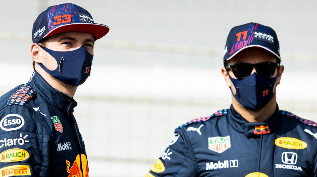 Verstappen y Pérez buscan mantener los lideratos de Red Bull en Francia