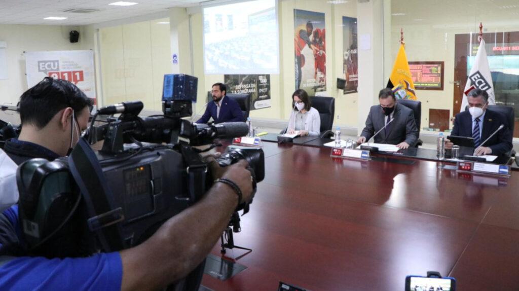 El 1 de julio de 2021 se retoma el trabajo presencial en Ecuador