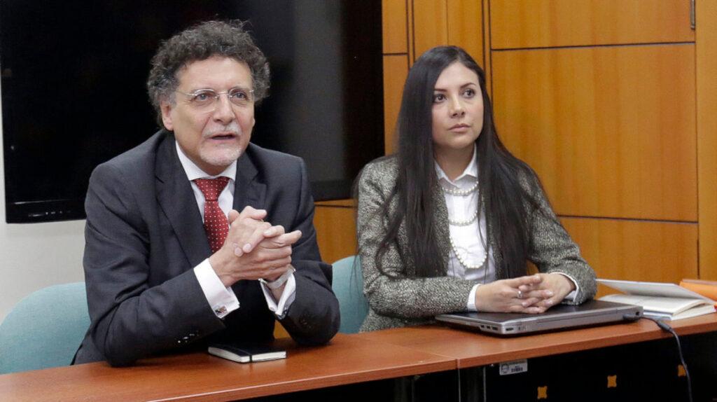 Pablo Celi no ha encargado el puesto, sigue siendo Contralor desde la Cárcel 4