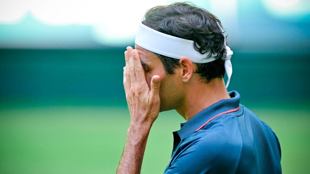 Roger Federer, eliminado en octavos de final del Abierto de Halle