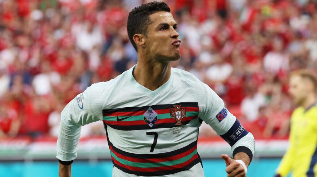 Un gesto de Cristiano Ronaldo le cuesta a Coca-Cola USD 3.967 millones