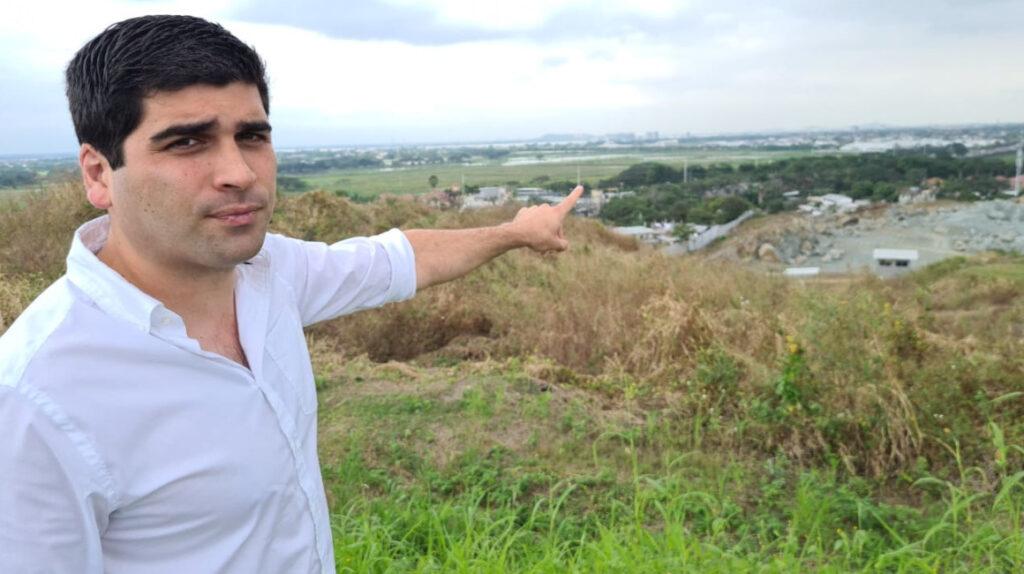 Los 'nuevos' actores políticos de Guayas se concentran en Guayaquil
