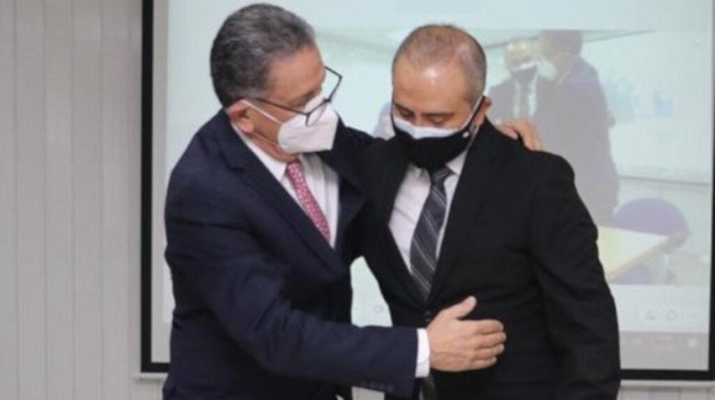 Se posesionan nuevos viceministros de Electricidad e Hidrocarburos
