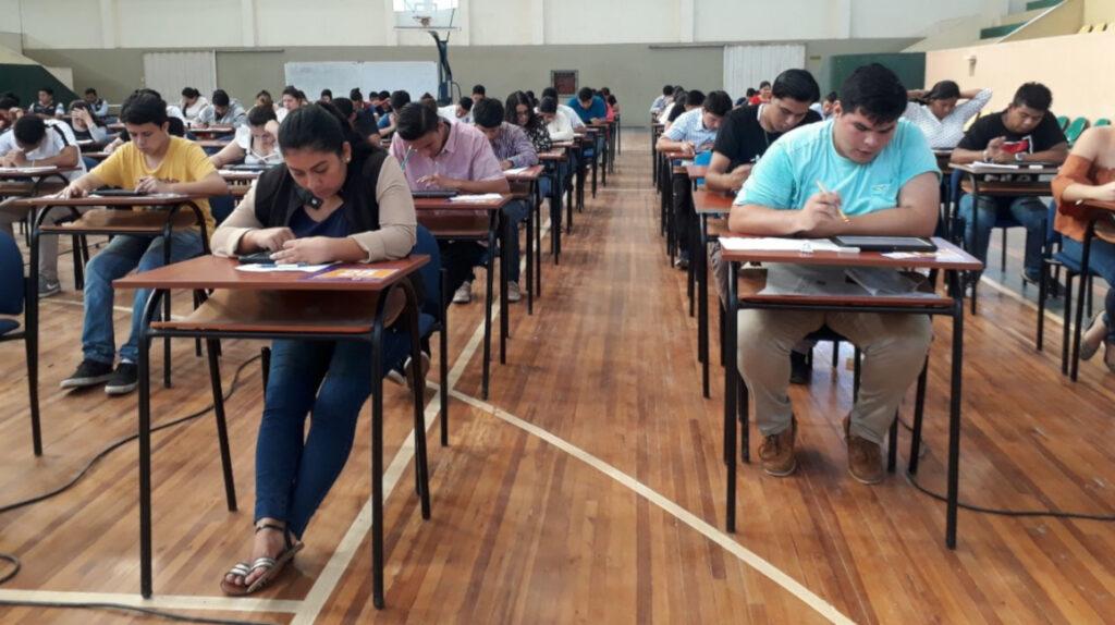 Este 7 de julio empiezan las inscripciones para el examen de acceso a la universidad