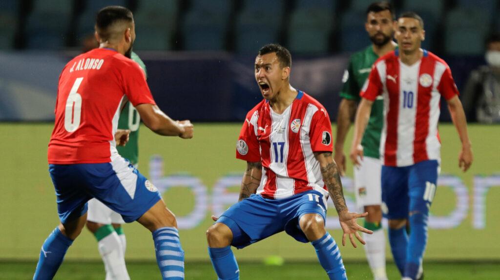 Paraguay remonta el partido y vence a Bolivia en la Copa América