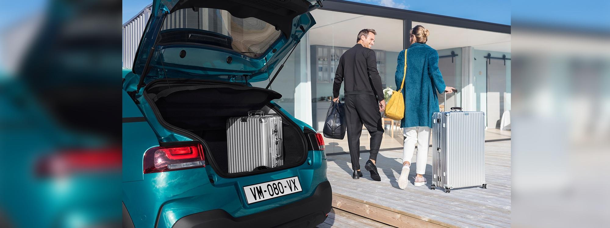 Cuidado con la carga que lleva su vehículo: no arriesgue estabilidad y seguridad