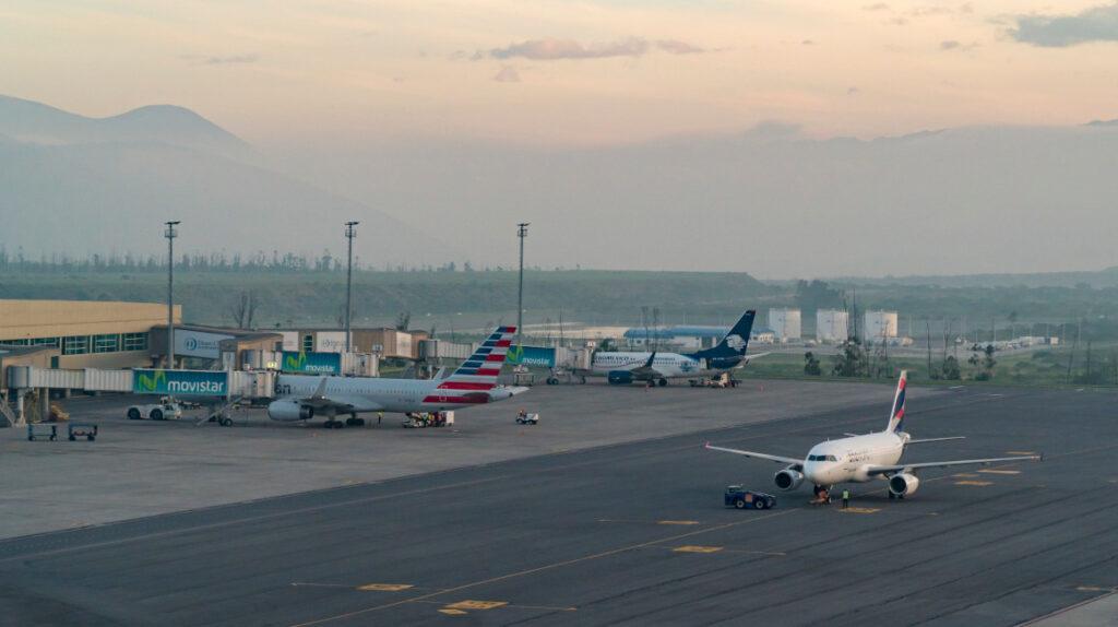 En la primera semana de agosto se concretará eliminación del ISD para aerolíneas