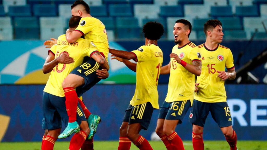 Ecuador debuta con una derrota ante Colombia en la Copa América