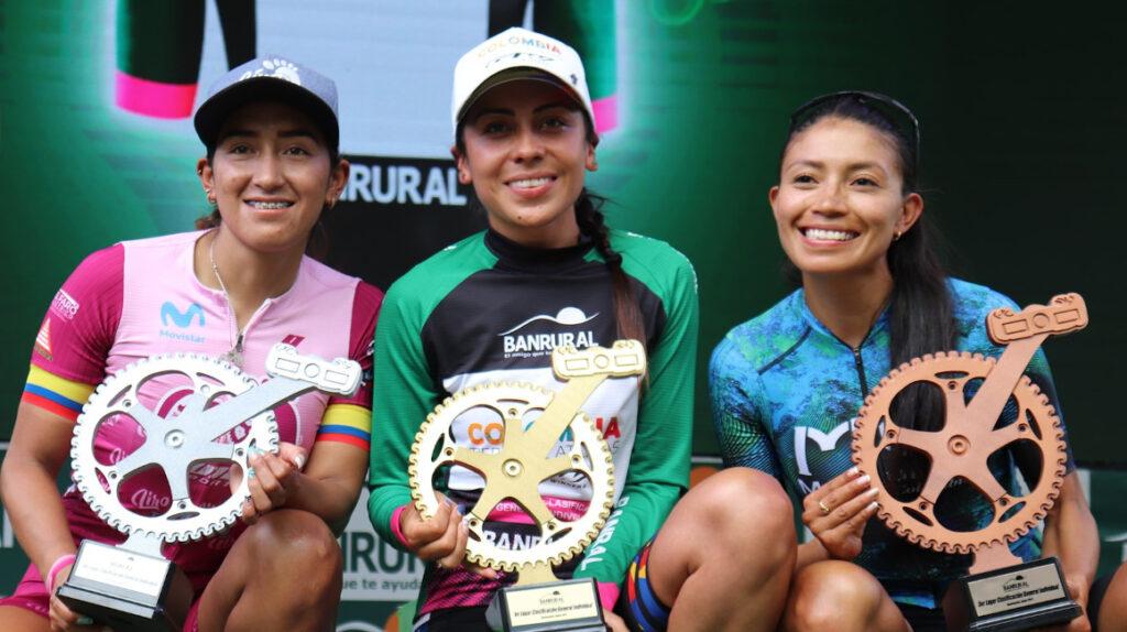 Miryam Núñez se adjudica el segundo lugar en la Vuelta a Guatemala