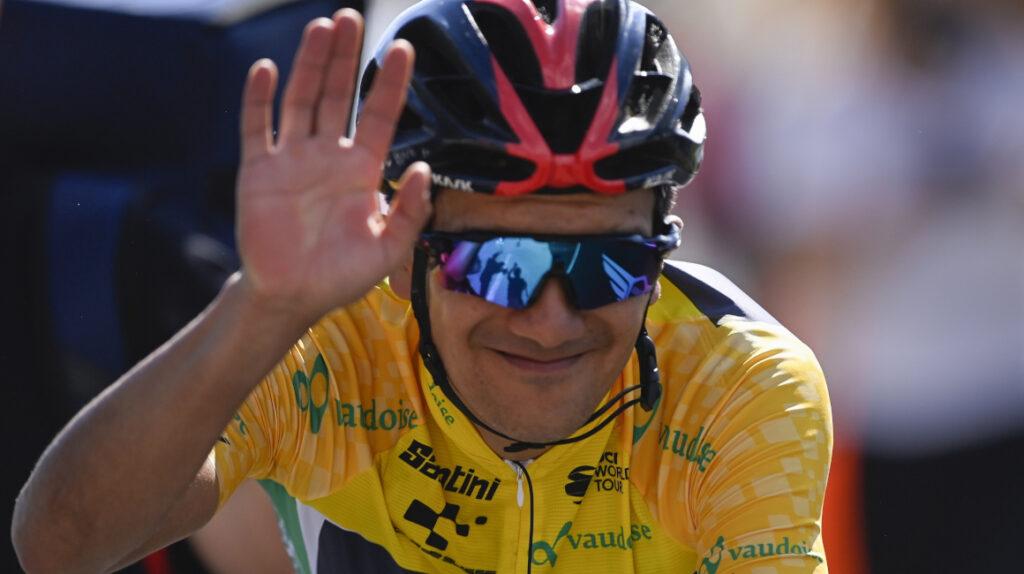 Las mejores postales de la victoria de Richard Carapaz en el Tour de Suiza