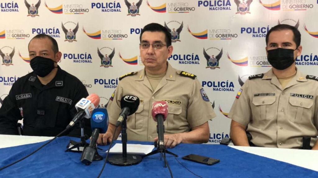 Jefe policial pide reclasificación de detenidos en las cárceles