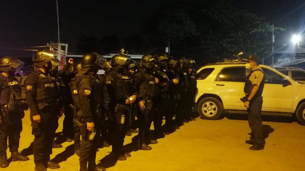 SNAI: disturbios en tres pabellones de la Penitenciaría del Litoral están controlados