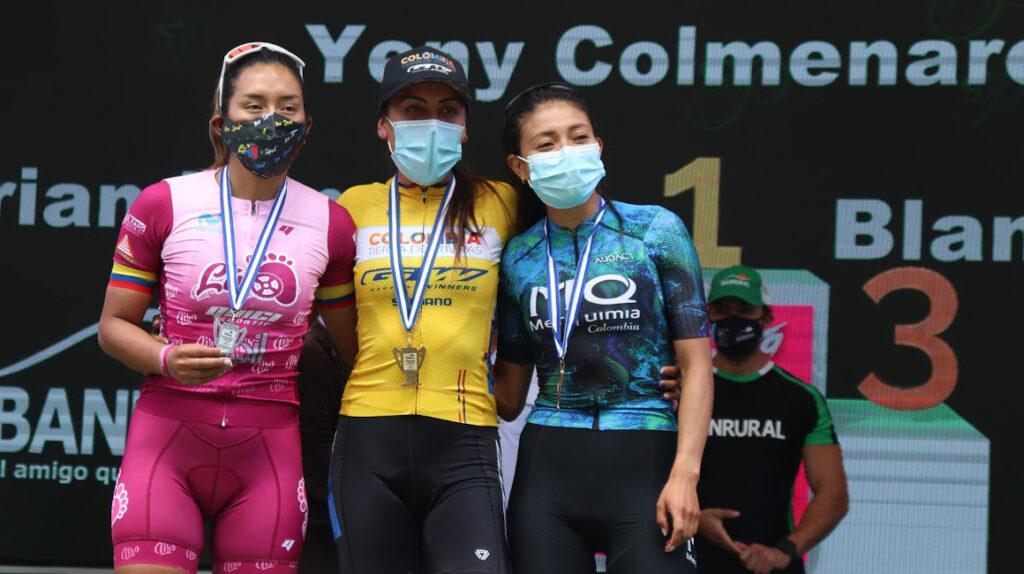 Miryam Núñez llega décima en Guatemala y se mantiene segunda en la general