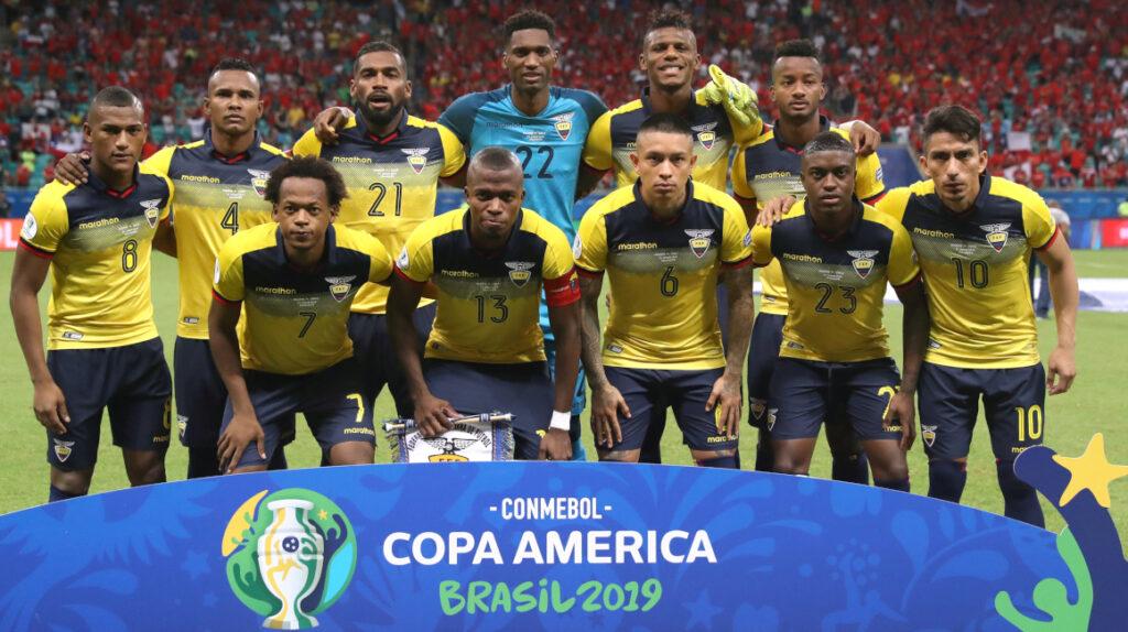 La Copa América, el torneo más difícil para la selección de Ecuador