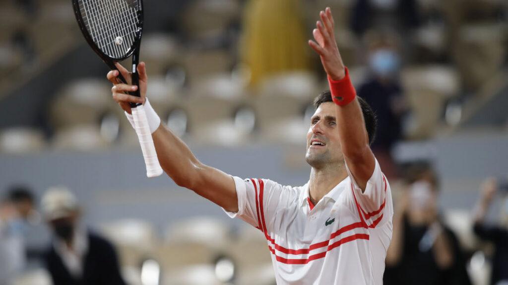 Djokovic elimina a Nadal y jugará la final de Roland Garros ante Tsitsipas