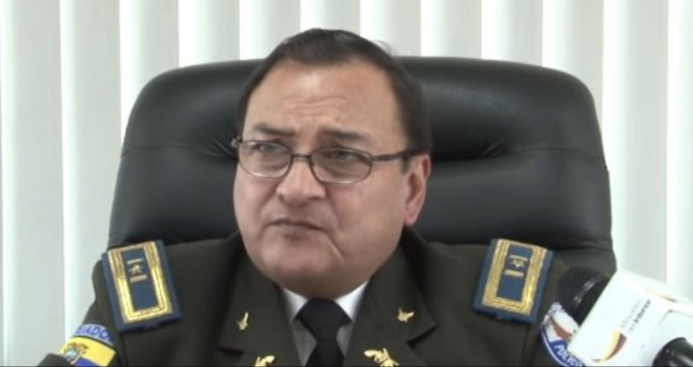 Los exdirectores del Isspol, generales (sp) David Proaño y Enrique Espinosa, están involucrados en la instrucción fiscal por presunto peculado.