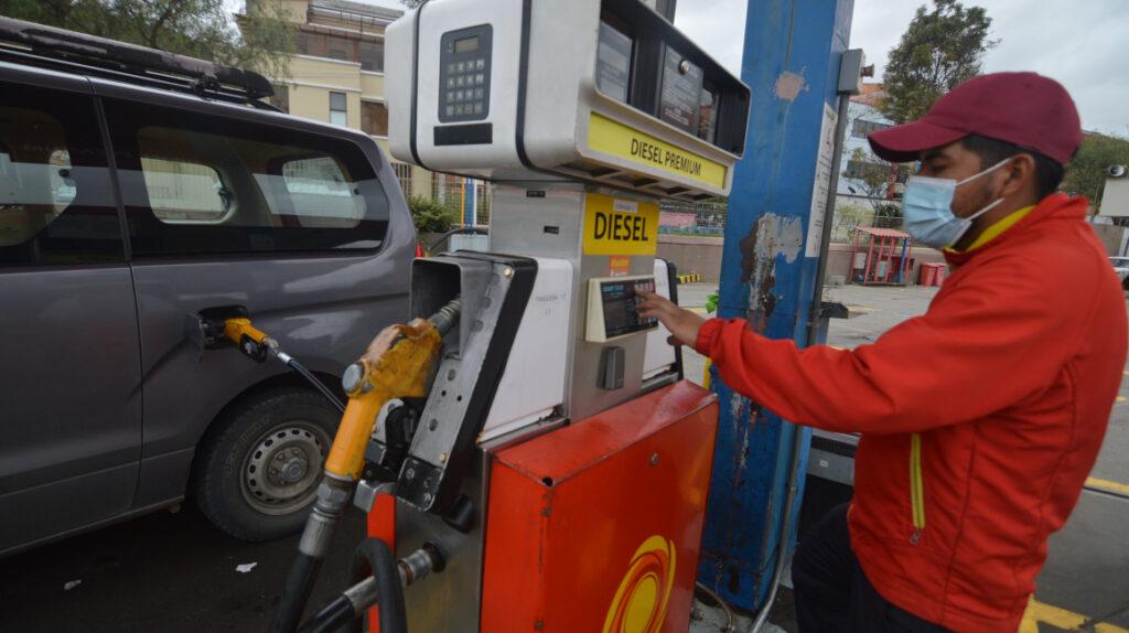 La inflación se mantiene baja pese a la subida de los combustibles