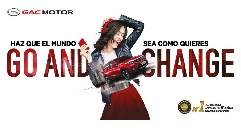 GAC Motor: dos años en Ecuador y un eslogan que refleja la perfección