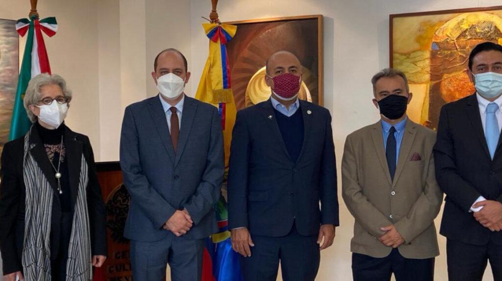 Ecuador espera firmar el acuerdo comercial con México en seis meses