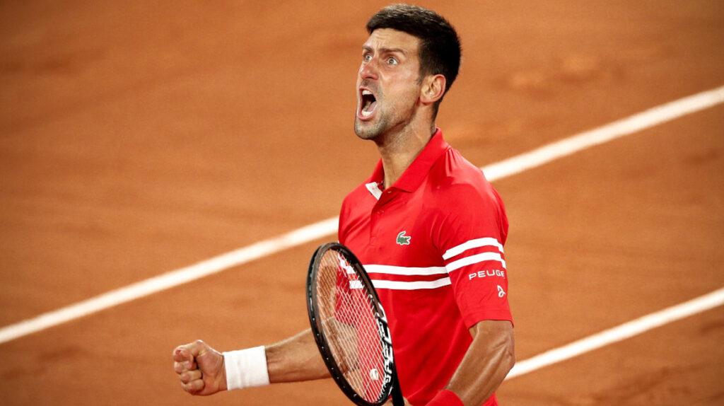 Djokovic avanza a semifinales de Roland Garros y se enfrentará a Nadal