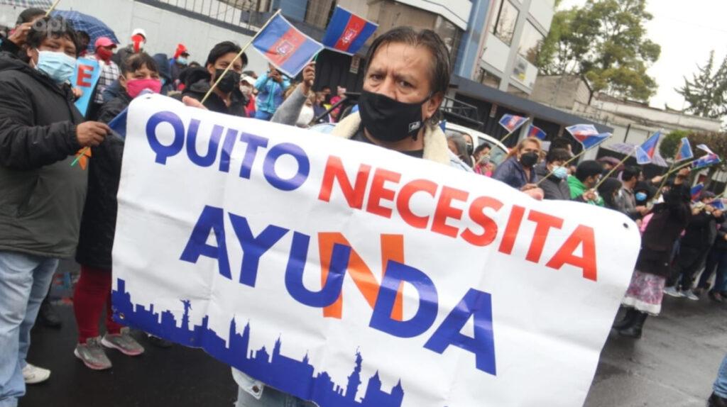 Jorge Yunda plantea cuatro argumentos para frenar su remoción