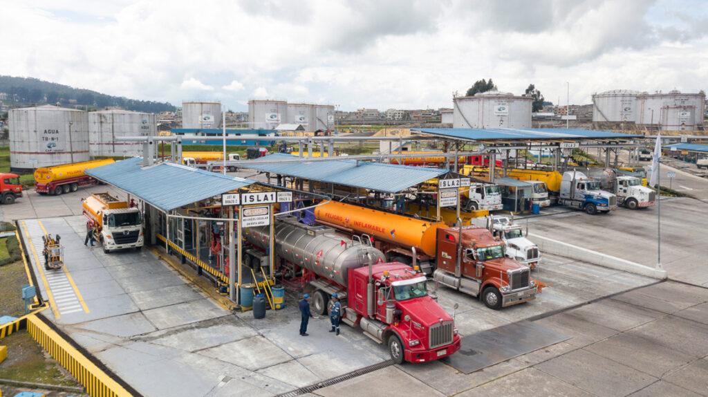 Contraloría cuestiona la emergencia para contratar seguridad en Petroecuador