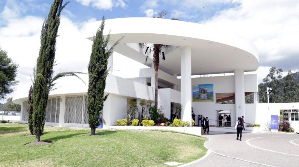 La Senain funcionó en un búnker que fue incautado por el Gobierno de Correa a William Isaías.