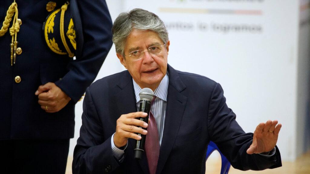Lasso irá a la Asamblea para entregar proyecto de reforma a la LOES