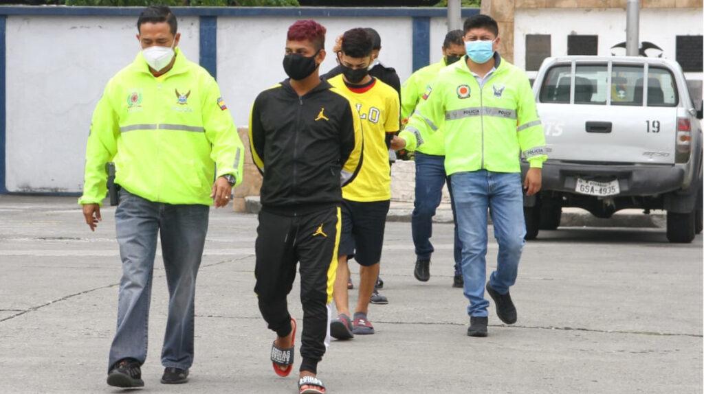 Policía detuvo a alias 'Veloz', quien habría dirigido el crimen de Ruales